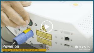 DYSIS Ultra Colposcope Setup Video